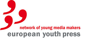 European Youth Press logo