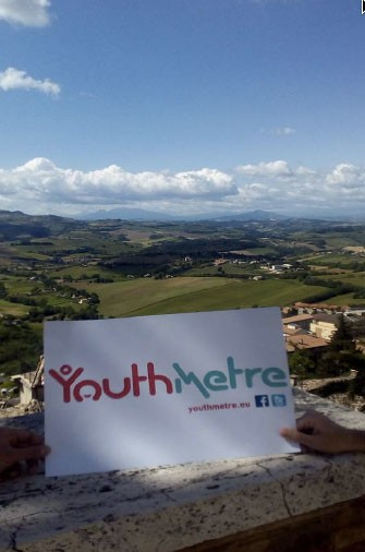 The view from Fermo (Italy). PH ARS4PROGRESS