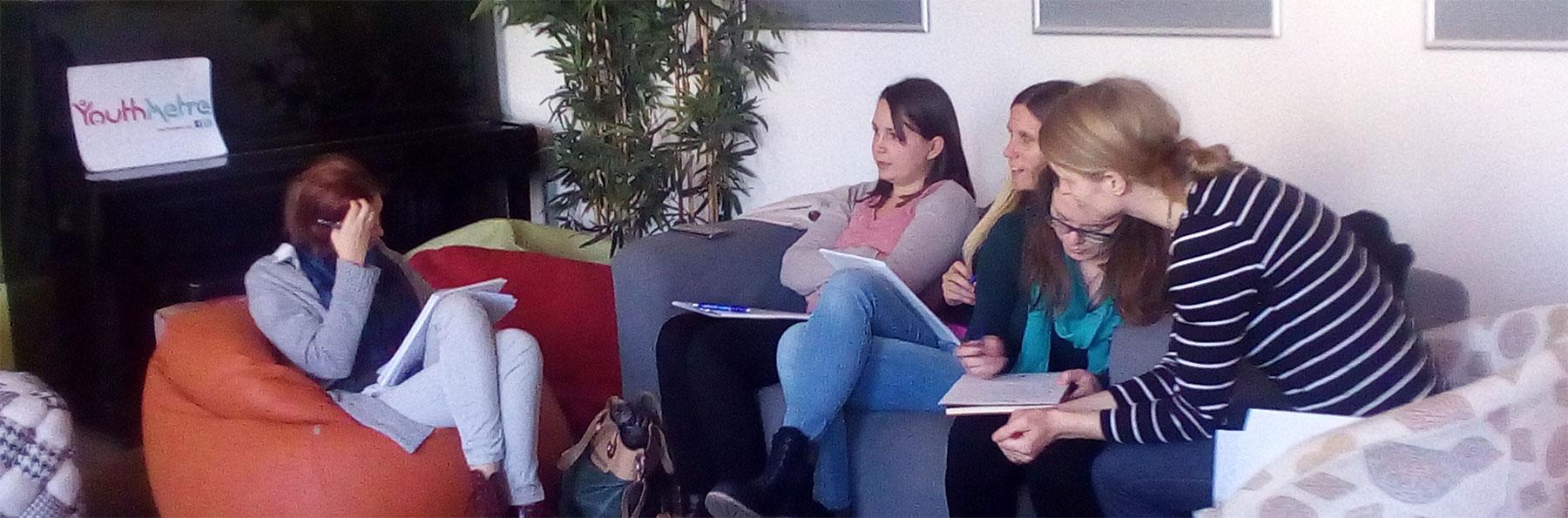 YouthMetre Study Group Ljublijana